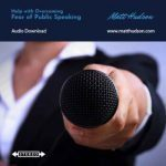 Self Hypnosis,Fear of Public Speaking,Glossophobia